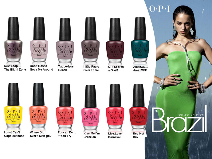 OPI-Brazil-Collection