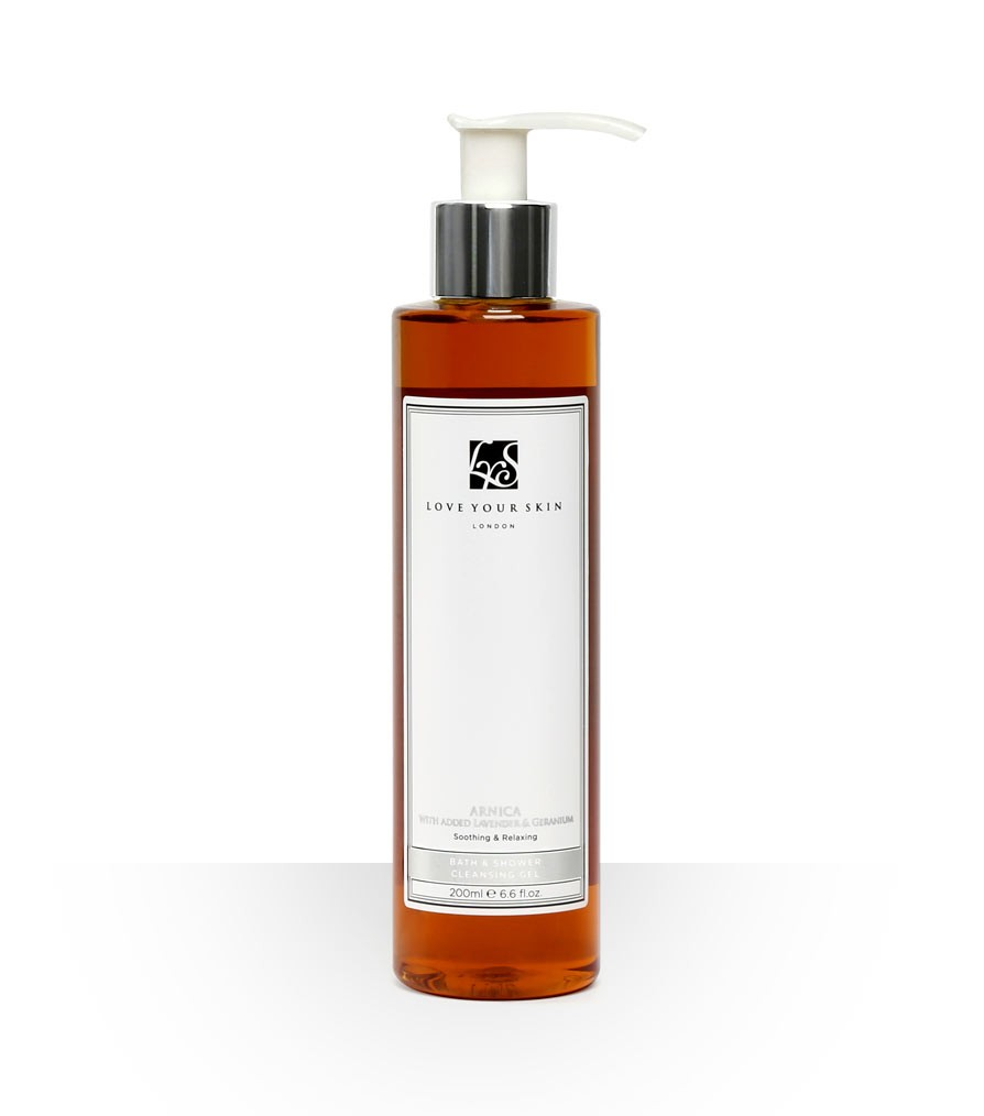 Arnica Bath & Shower Cleansing Gel