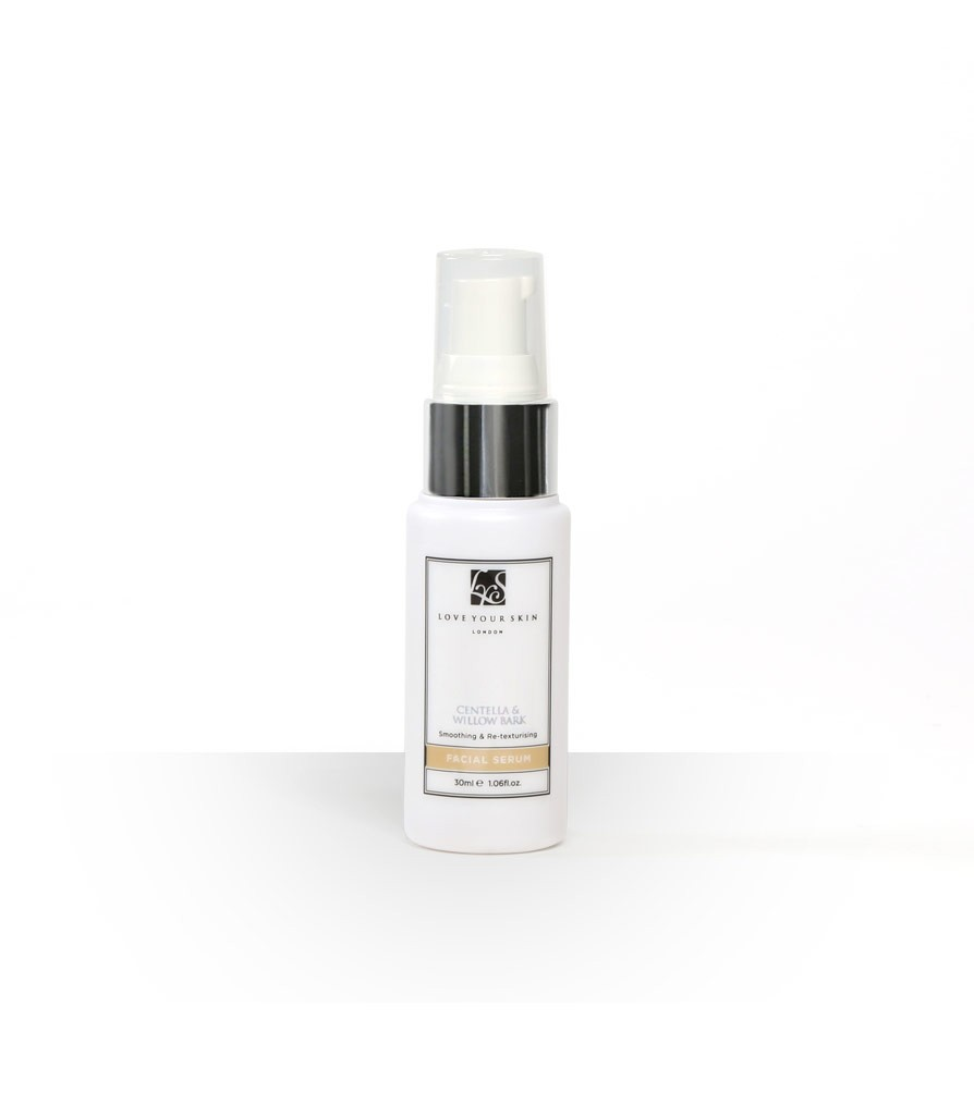 Smoothing & Re-texturising Facial Serum
